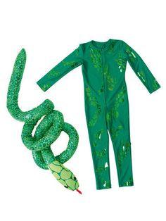 Resultado de imagen de snake costume for kids