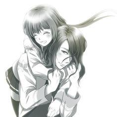 Kamigami no Asobi Yui x Hades