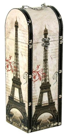 and maybe I'll add some eiffel tower to the office.... :))))  Decor Eiffel tower design trunk