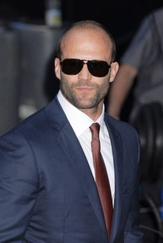 Jason Statham. - I know a Jason Statham look-a-like also called Jason. Spitting image. But the one I know is MUCH younger !