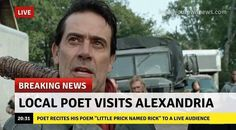 Read 95 from the story Everythings About The Walking Dead by xxWALKERSQUEENxx with 110 reads. Walking Dead Season 8, Walking Dead Funny, Fear The Walking Dead, Twd 7, Twd Memes, Boring People, Live Breaking News, Chandler Riggs, Carl Grimes