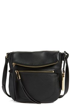 Vince Camuto 'Tala' Leather Crossbody Bag (Nordstrom Exclusive) available at #Nordstrom