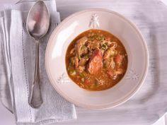 Receta | Chicken andouille gumbo (Gumbo de pollo) - canalcocina.es
