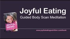 A guided body scan meditation to relax your body, quieten your mind and heighten your five-sense awareness to bring you into the present moment of 'what is'. Make Peace, Ways To Relax, Break Free, Stress Management, Joyful, Diets, The Book, Meditation, Mindfulness