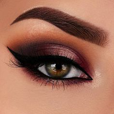 Here's my second look with the @anastasiabeverlyhills Modern Renaissance Palette…