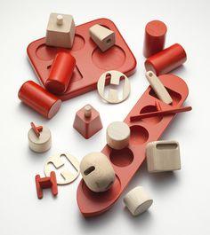 Wooden Toys by Permafrost #giochi #design #legno