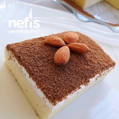 Diy Food, Tiramisu, Food And Drink, Ethnic Recipes, Istanbul, Instagram, Tiramisu Cake
