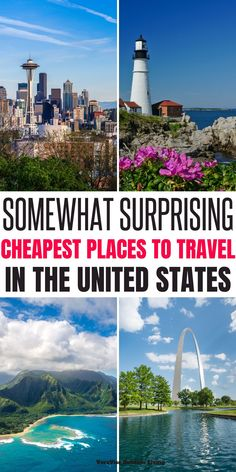 These cheap family vacations in the US will put smiles on everyone's face withouth putting your bank account in the red! Don't wait to travel with the kids, travel now! Cheap Family Vacations, Vacations In The Us, Family Vacation Destinations, Travel Destinations, Fun Vacations, Vacation Ideas, Usa Travel Guide, Travel Usa, Budget Travel