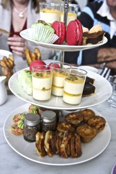 High Tea at Grace The Establishment- Adelaide #http://happyyfood.tumblr.com/