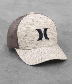 Hurley Harbor Blends Trucker Hat - Men's Hats   Buckle