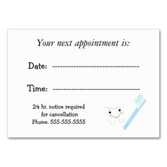Dentist appointment reminder cards dental office dentist dental appointment dental hygienedental teethbusiness card templatesbusiness cheaphphosting Choice Image
