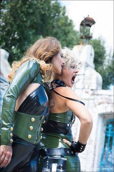 #Latex#Punk#Girls Latex, Punk Girls, Leather Skirt, Funny, Skirts, Fashion, Moda, Leather Skirts, Skirt