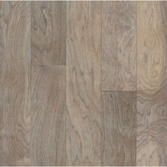 """Armstrong Performance Plus 5"""" Acrylic-Infused Engineered Walnut in Shell White - I'd like a silver-gray toned wood floor (or bamboo or good laminate) throughout downstairs)"""