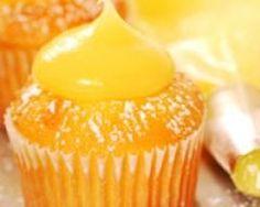 Cupcakes au citron et crème de citron (facile, rapide) - Une recette CuisineAZ