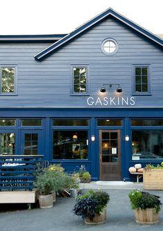 Gaskins Tour + Garganelli with Autumn Squash Recipe | Design*Sponge