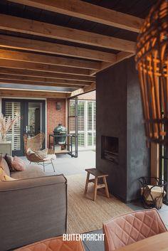 Outdoor Living, Outdoor Decor, Porches, Living Spaces, Pergola, Backyard, Outdoor Structures, Lighting, House