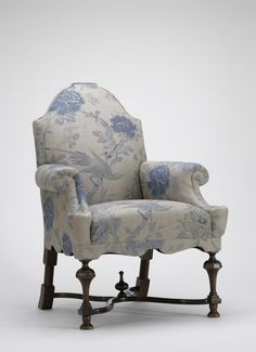 Odd Chairs george ii walnut wing back armchair | armchairs, chairs and of