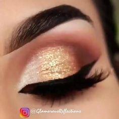 Dramatic Eye Makeup, Makeup Eye Looks, Eye Makeup Steps, Eye Makeup Art, Beautiful Eye Makeup, Simple Eye Makeup, Eyeshadow Looks, Brown Eye Makeup Tutorial, Makeup Looks Tutorial