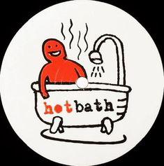 """Crazy P - Hotbath Re Edits Vol 2 (12"""")"""