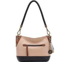 The SAK Indio Demi Shoulder Handbag, Women's, Brown