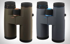 When your life — or livelihood — depends on correctly identifying your prey over sniper-like distances, you want the very best binoculars you can buy. Which aptly describes these Brunton Icon Binoculars ($2375). Packing high-end features like SK nano-coated prism glass, ED objective lenses, super-fast focusing, shock, water, and fogging resistance and a true grip rubber-coated magnesium alloy frame in brown or gray, they're the closest thing you can get to bionic vision.