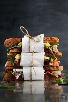 13. #Brie, Prosciutto, #Arugula and Caramelized #Onion Sandwich - Here Are the…
