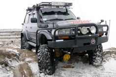 Toyota Landcruiser 80 Series
