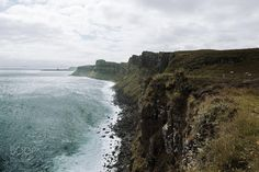 This was the first time in my life that I saw cliffs like these. I was blown away by the view the... by regnumsaturni