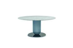 Ettore, round table designed by Calvi Brambilla for Pianca, 2017.