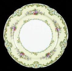 Noritake LUXORIA (one of my Grandmother's patterns)