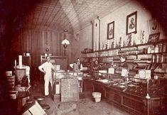 chanley cahamberlains bakery | 1919