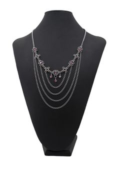 Chainmaille necklace from Couture Armour.