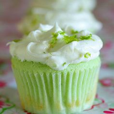 cuppies recipe - key lime