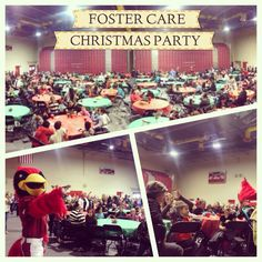 We're blessed to be a blessing to hundreds of foster care homes & families. #FosterCare #Christmas #ChosenMinistry #Phx1st #Community