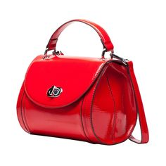 Classic style...That's me! The bold spirit of this bag will have you glistening under the Chicago sunshine.