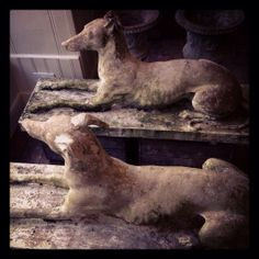 Scottish Borders: Hendersons Garden Antiques, Melrose (Online too)