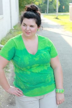 Hems for Her Trendy Plus Size Fashion for Women: DIY: Tie- Dying with Benzoyl Peroxide Tie Dying, Trendy Plus Size Fashion, Benzoyl Peroxide, Just My Size, Plus Size Blouses, Modest Outfits, Fashion Outfits, Womens Fashion, Plus Size Women