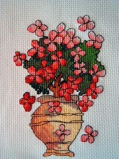 Finished projects 2005-2008 - Secret World Of Cross Stitch