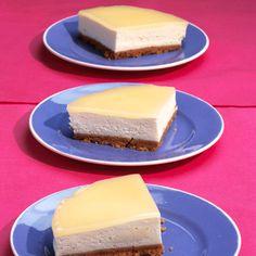 Découvrez la recette Cheese-cake sur cuisineactuelle.fr.