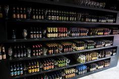 Beerstore in Bruges