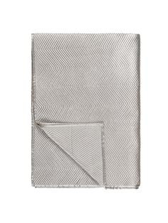 BuyJohn Lewis & Partners Boutique Hotel Linear Bedspread, L200 x W150cm, Frost Online at johnlewis.com