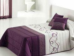 1000 images about creaciones en tela ropa de cama on - Como hacer una colcha de verano ...