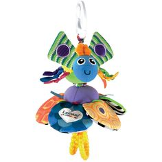 Lamaze Play & Grow Flutterbug. Fab Baby Sensory Toys with contrasting colours and textures £12.99   http://www.babynotincluded.co.uk/playtime/play-grow-flutterbug.html