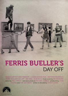 Ferris Bueller's Day Off, (John Hughes, 1986)