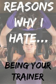 Why I Hate being your Personal Trainer I have been in the fitness industry for over 10 years now. Helping people lose weight is definitely my passion. I have basically done it all, commercial gym, private gym, running my business, creating n Quick Weight Loss Tips, Weight Loss Help, Weight Loss Diet Plan, Weight Loss Plans, Weight Loss Program, Best Weight Loss, Weight Loss Motivation, Health Motivation, Lose 10 Lbs