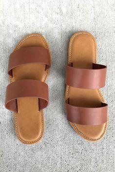 2cec7fc77 Flip Flops and Sandals · Seashore Sandals - TAN Shoes For School
