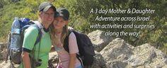 Mother and daughter Bat Mitzvah trip