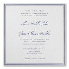 A beautiful frame design highlights your wording on this luxurious letterpress wedding invitation. Your guests are sure to admire your style. Sweet Heart Details donates all profits to help animals in need. Letterpress Wedding Invitations, Beautiful Wedding Invitations, Elegant Wedding Invitations, Invites, Home Wedding, Wedding Day, Wedding Tips, Wedding Bride, Bridal Facial