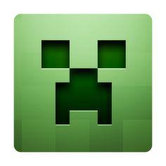 Minecraft creeper printable minecraft creeper face minecraft minecraft icon by dharmainitiative2010iantart maxwellsz
