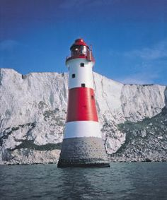 Beachy Head is a chalk headland in Southern England. The cliff there is the highest chalk sea cliff in Britain, rising to 162 m (530 ft) above sea level.